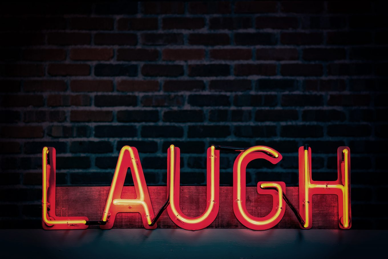 Use humour while speaking